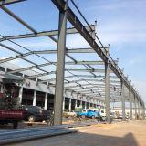 Einfache Installations-Fertigstahlgebäudestruktur-Werkstatt