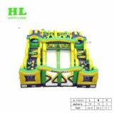 Het commerciële Reuzenrad Inflatableplayground van de Clown
