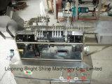 Farmaceutische het Vullen van de Ampul van de Apparatuur Verzegelende Machine voor 5ml met de Controle van de Knoop (AFS5-10ml)
