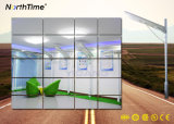Solar trabajar automáticamente con la luz de carretera Lighitng detección