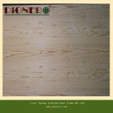 Straight Line Grain Teak Fancy Plywood pour le marché de Singapour