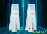 Slimme Sensor van de Motie alle-in-Één ZonneStraatlantaarn met de Batterij van het Lithium