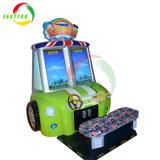 Macchina del gioco della galleria della vettura da corsa dei giochi della vettura da corsa del simulatore dei capretti dei ragazzi dello schiaffo 2 del bambino video per il parco di divertimenti