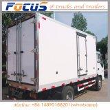 Barato preço de camiões frigoríficos para transporte de Logística da cadeia de frio