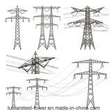 Башня силы передачи метра 765kv Latice 50 хорошего цены угловая