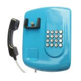Knzd-04A Teléfono Resistente a Intemperie Teléfono de Servicio Público de Sistema de Altavoces de VoIP