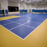 Multi-Purpose Indoor Sports Rouleau de revêtement de sol PVC