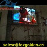 P4 Location d'intérieur de la télévision couleur écran LED de la publicité