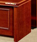 고품질 버찌 목제 베니어 사무용 가구 두목 테이블 사무실 CEO 책상