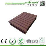 溝かWood Grain Wood Plastic Composite Decking /WPC Decking