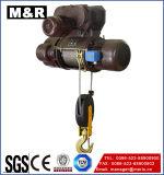 Élévateur électrique de prix bas de câble métallique de marque célèbre