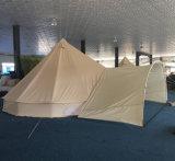 5m wasserdichtes großes Platz-kampierendes Zelt BRITISCHES Sibley entscheidendes Baumwollsegeltuch-Rundzelt
