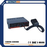 Slanke Elektronische Sirene met Lichte Controle