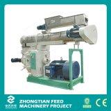 De hete Verkopende 1-4t/H 90kw Houten Machine van de Korrel met Ce