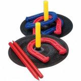 Divertimento esterno di lusso per il ferro di cavallo della plastica del giocattolo