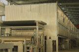 Kraft Liner planta de reciclaje de residuos de papel Testliner y el precio de la máquina de papel para máquinas de la junta de papel dúplex