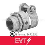Connecteur 90 de cornière de compression de zinc