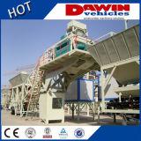 25m3/H中国は安く移動式コンクリートの混合の区分のプラントに値を付けた