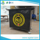 AluminiumPortable Bar mit Logo für Commercial Bar