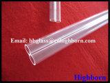 Doppelte Loch-Quarz-Glas-Rohrleitung