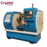 Awr2840 CNC van de Reparatie van de Oppervlakte van het Wiel de Machine van de Draaibank