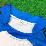 Gli sport freddi di disegno di Healong portano il pullover pieno di rugby di sublimazione con di alta qualità