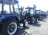 Het elektrische 80HP 4WD Landbouwbedrijf van de Tractor van de Kerstman van de Prijs Opblaasbare