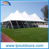 40X80'Outdoor Cheap Steel Wedding Marquee Peak Polonais Tent