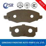 Fornecedor de aço resistente da placa de suportação das almofadas de freio