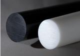 Alta qualità POM Rod, Delrin Rod con colore bianco e nero