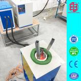Alta eficiencia de chatarra de aluminio Horno de Fundición de inducción