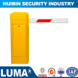 Le trafic de sécurité flèche Wiith automatique de barrière de bouton manuel
