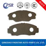 Plaquettes de frein Heavy Duty Fournisseur de la plaque en acier