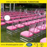Casamento Use Cadeira de Plástico Transparente Chiavari Presidente