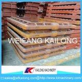 Matériel de fonderie de flacon de sable de cadre de sable de flacon de fonderie de cadre de fonderie de qualité