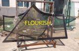 Verre feuilleté de courbure chaude pour des pare-brise/portes/glaces latérales