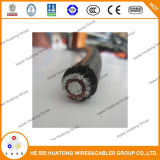 konzentrische Kabel des festen Aluminiumleiter-0.6/1kv und Riss-konzentrisches Kabel ohne Standard-SABS Bescheinigung