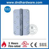 Cerniera di portello dell'angolo rotondo degli accessori del portello dell'acciaio inossidabile con l'UL diplomata