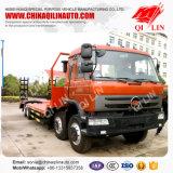 Op zwaar werk berekende Flatbed Vrachtwagen met de Dieselmotor van Hino 300HP