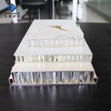 10mm en aluminium Panneau sandwich Honeycomb pour mur-rideau