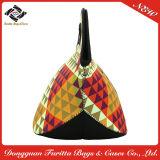 Almoço em Neoprene corada populares moda bag bolsa da luva (NLB002)