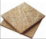Panneau d'absorption du son de fibre de bois naturel et plafond en salle de classe
