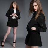 Women를 위한 최신 Sale 유럽 Style Motorcycle Jacket