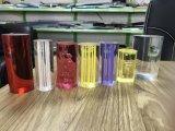 PMMA sprudelte Farbe gezeichnete gewundene Rod-Plastikstrangpresßling-Zeile