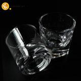 Taza cristalina del vidrio del whisky del vaso de la sublimación