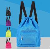 二重肩が付いている携帯用屋外PVC防水ダイビング袋旅行乾燥した袋