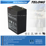 batterie rechargeable de puissance de 6V 7ah (batterie d'acide de plomb)