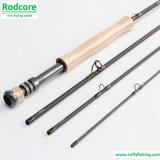 Mouche Rod rapide à haut carbone primaire de l'action Pr906-4