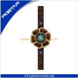 Form-Uhr-Frauen-Uhr-Verkaufs-neueste Form-Dame-Uhr