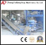 Blocco in calcestruzzo del cemento di industrie della piccola scala che fa macchina